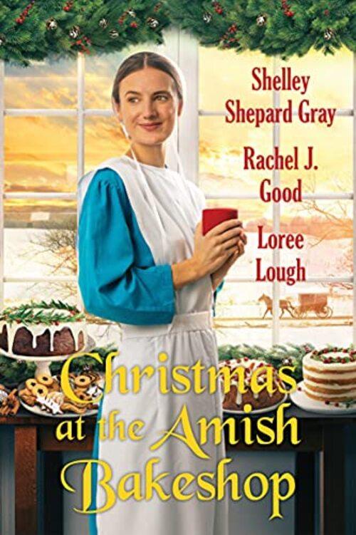 Christmas at the Amish Bakeshop by Shelley Shepard Gray