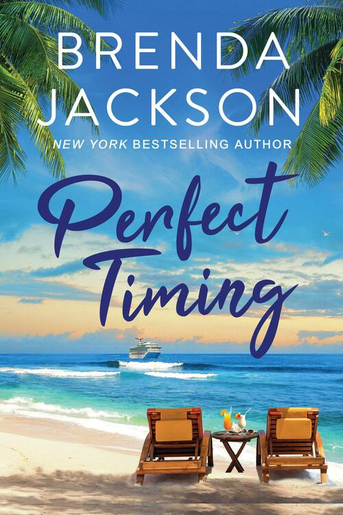 Perfect Timing by Brenda Jackson