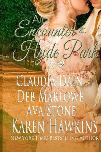 An Encounter at Hyde Park by Claudia Dain