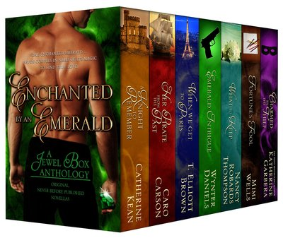 Enchanted by an Emerald by Katherine Garbera
