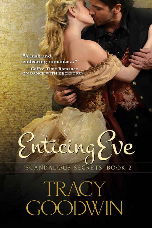 Enticing Eve by Tracy Goodwin
