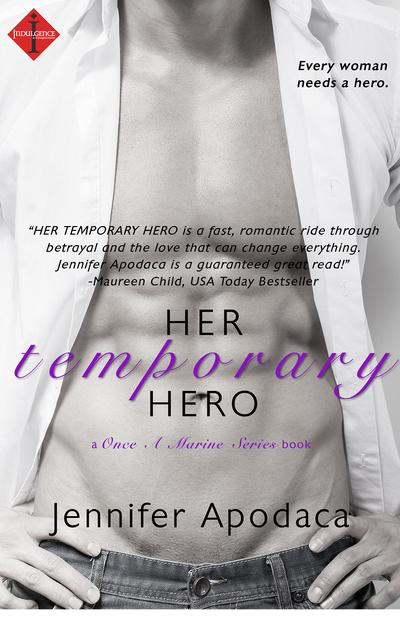 Her Temporary Hero by Jennifer Apodaca