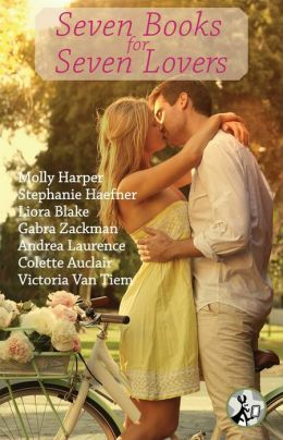 Seven Books for Seven Lovers by Molly Harper