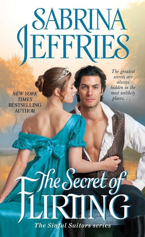The Secret of Flirting by Sabrina Jeffries