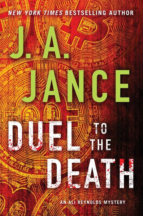Duel to the Death by J.A. Jance