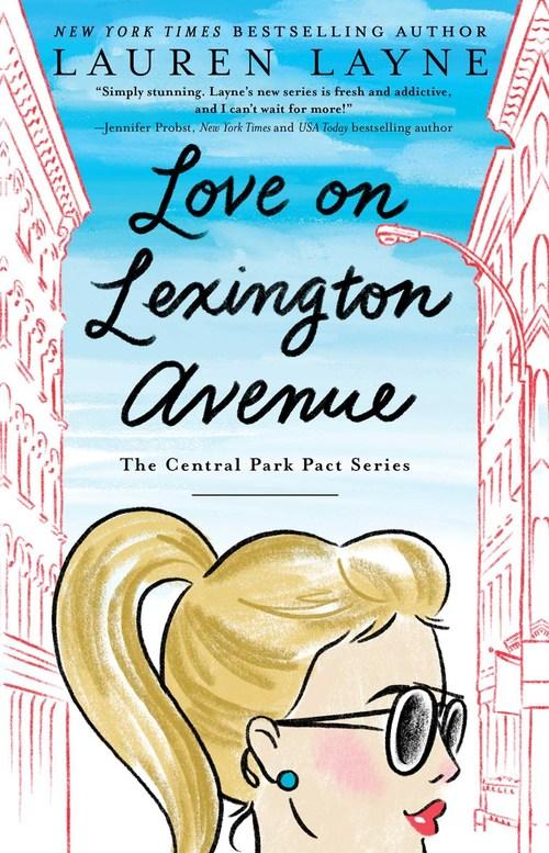 Love on Lexington Avenue by Lauren Layne