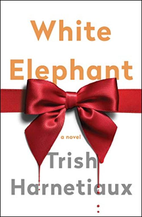White Elephant by Trish Harnetiaux
