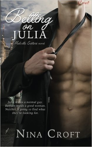 Betting on Julia by Nina Croft