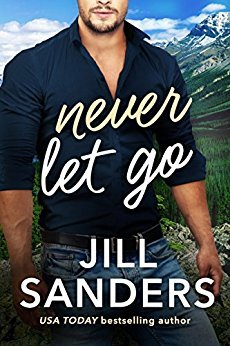 Never Let Go by Jill Sanders