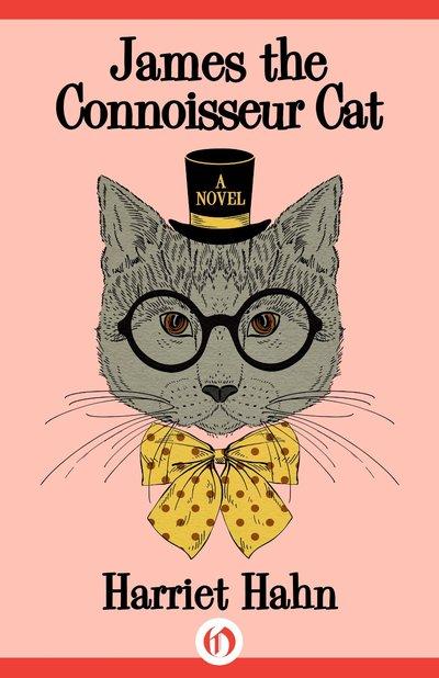 James The Connoisseur Cat