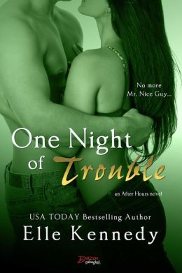 One Night of Trouble by Elle Kennedy