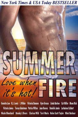 Summer Fire by Victoria Danann