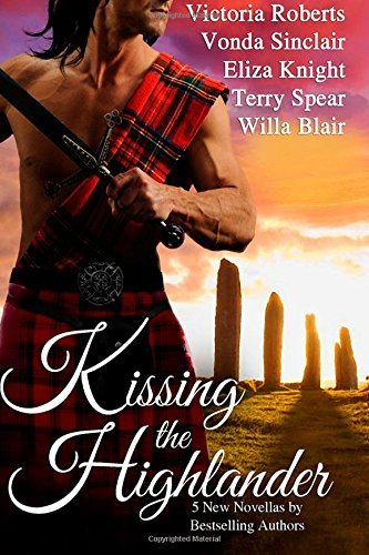 Kissing the Highlander by Terry Spear