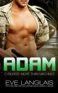 Adam by Eve Langlais