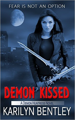 Demon Kissed by Karilyn Bentley