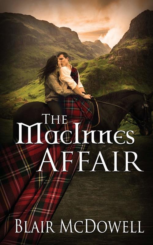 The MacInnes Affair by Blair McDowell