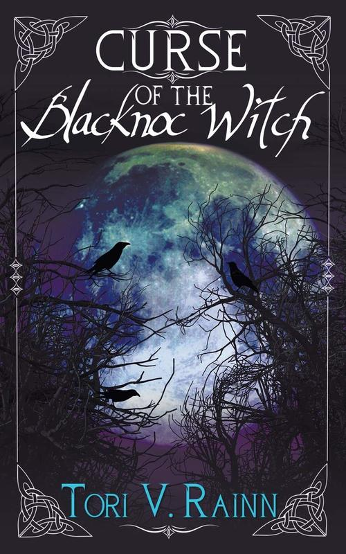 Curse of the Blacknoc Witch by Tori V. Rainn