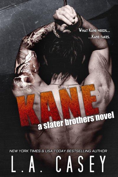 Kane by L.A. Casey