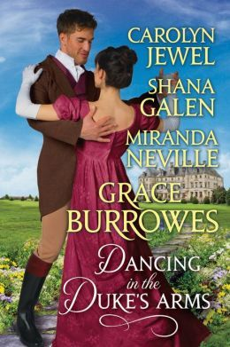 Dancing in the Duke's Arms by Carolyn Jewel