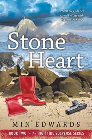 Stone Heart by Min Edwards