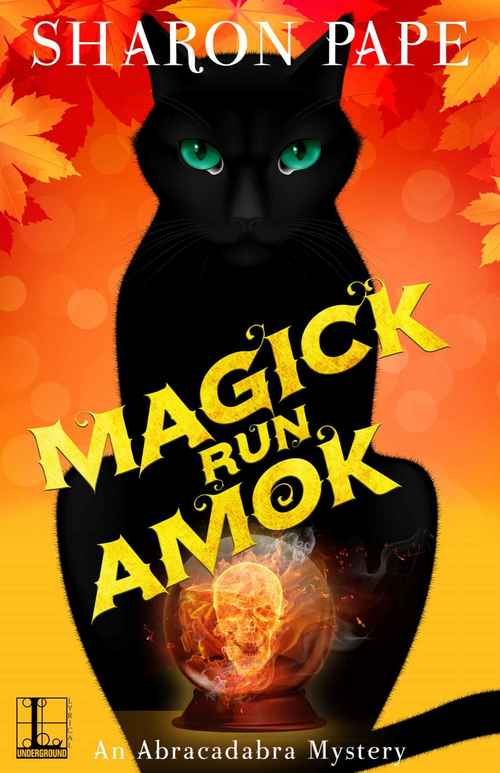 MAGICK RUN AMOK