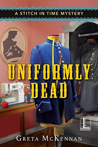 Uniformly Dead by Greta McKennan