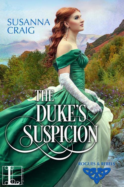 The Duke's Suspicion by Susanna Craig