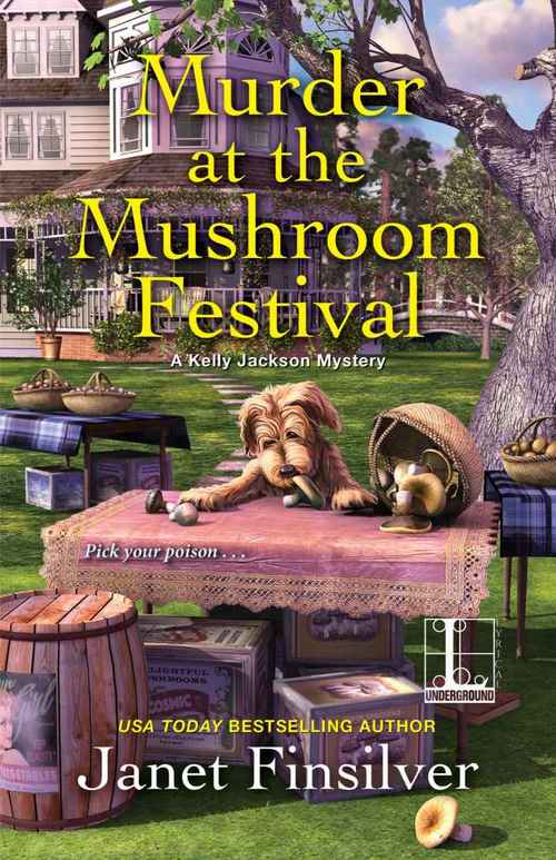 Murder at the Mushroom Festival