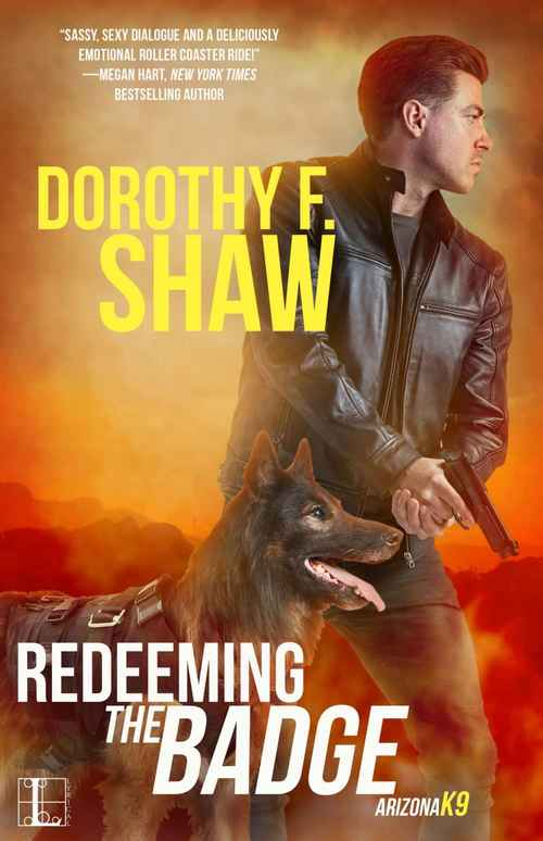 Redeeming the Badge by Dorothy F. Shaw