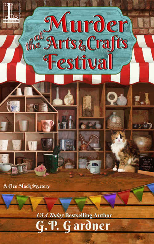 Murder at the Arts and Crafts Festival by G.P. Gardner