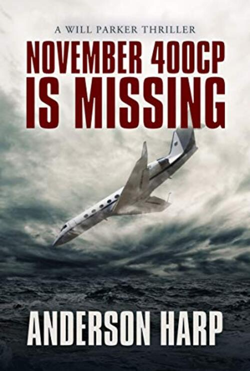 November 400CP Is Missing by Anderson Harp