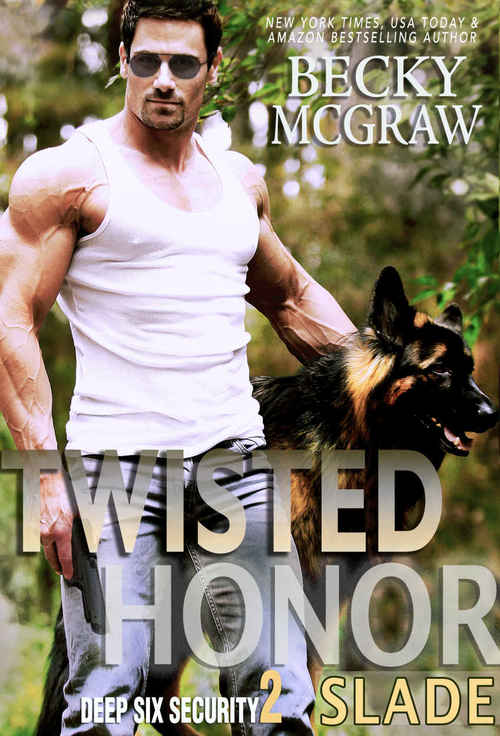 Twisted Honor by Becky McGraw
