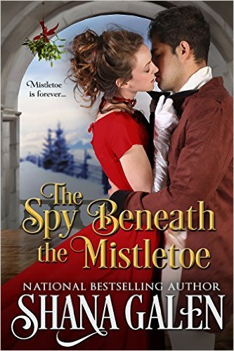 THE SPY BENEATH THE MISTLETOE