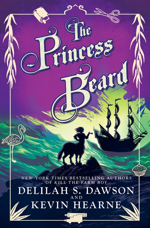 The Princess Beard by Kevin Hearne
