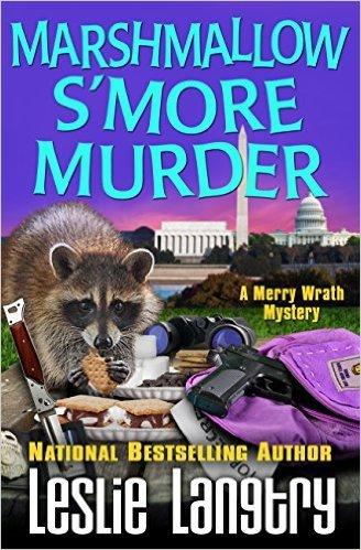 MARSHMALLOW S'MORE MURDER