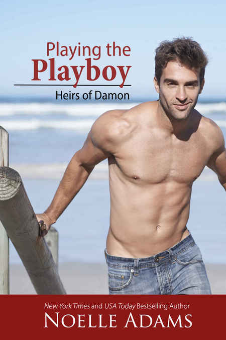 Playing with the Playboy by Noelle Adams