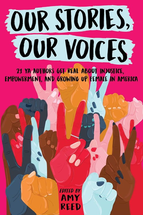 Our Stories, Our Voices by Amy Reed, Julie Murphy