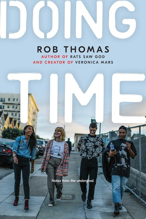 Doing Time by Rob Thomas