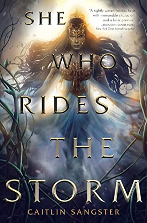 She Who Rides the Storm by Caitlin Sangster