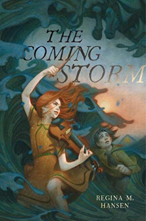 The Coming Storm by Regina M. Hansen