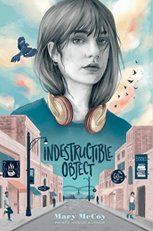 Indestructible Object by Mary McCoy