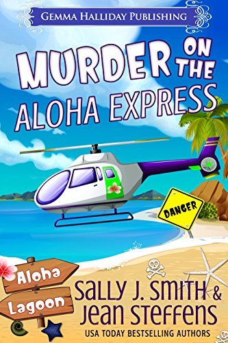 MURDER ON THE ALOHA EXPRESS
