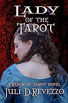 Lady of the Tarot by Juli D. Revezzo
