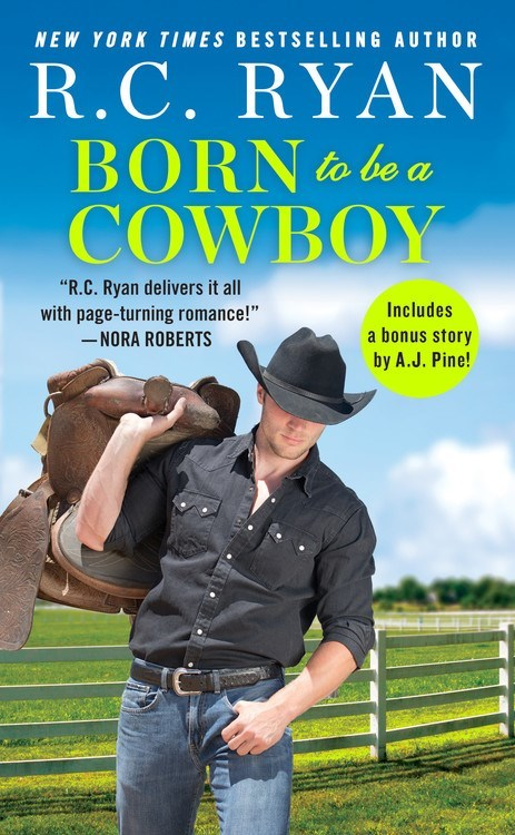 Born to Be a Cowboy by R.C. Ryan