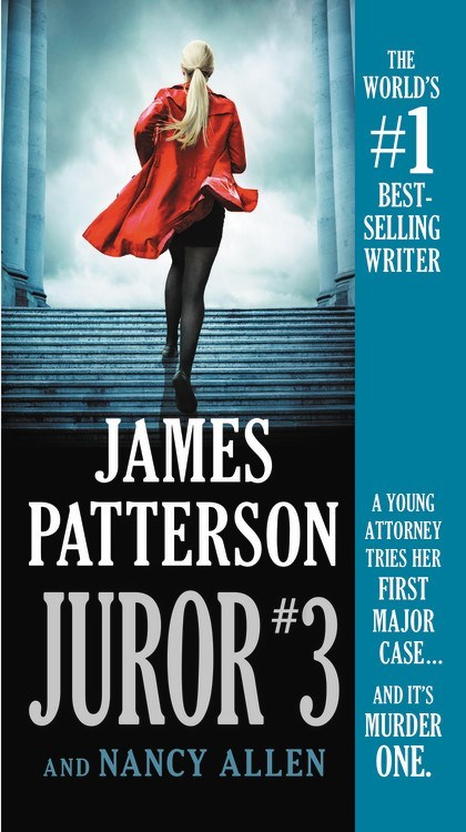 Juror #3 by James Patterson