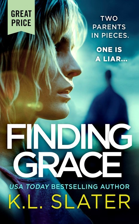 Finding Grace by K.L. Slater