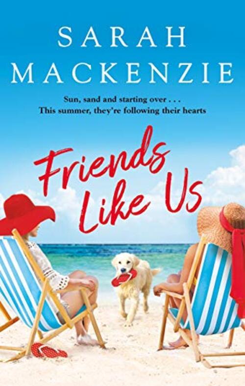 Friends Like Us by Sarah Mackenzie