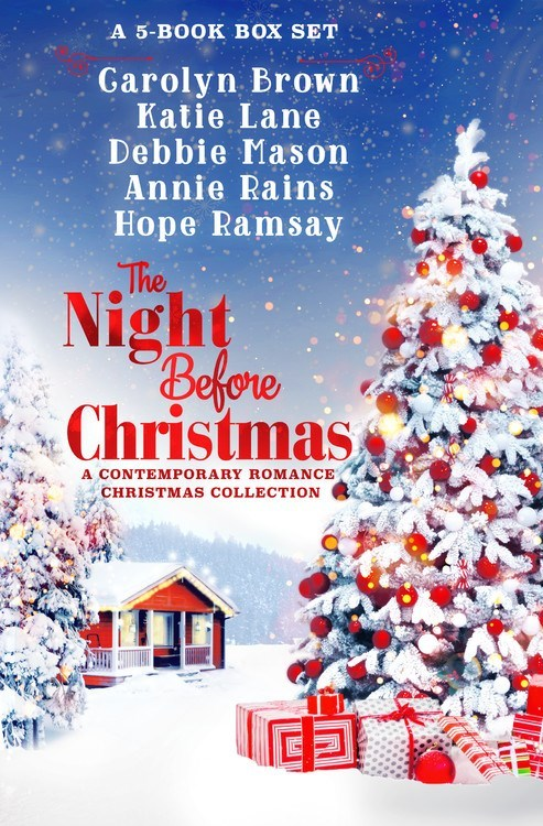 The Night Before Christmas by Carolyn Brown