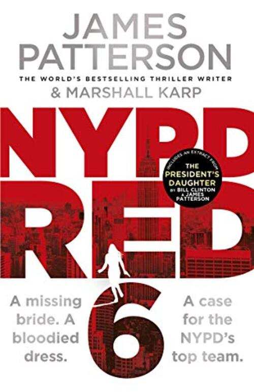NYPD Red 6 by James Patterson