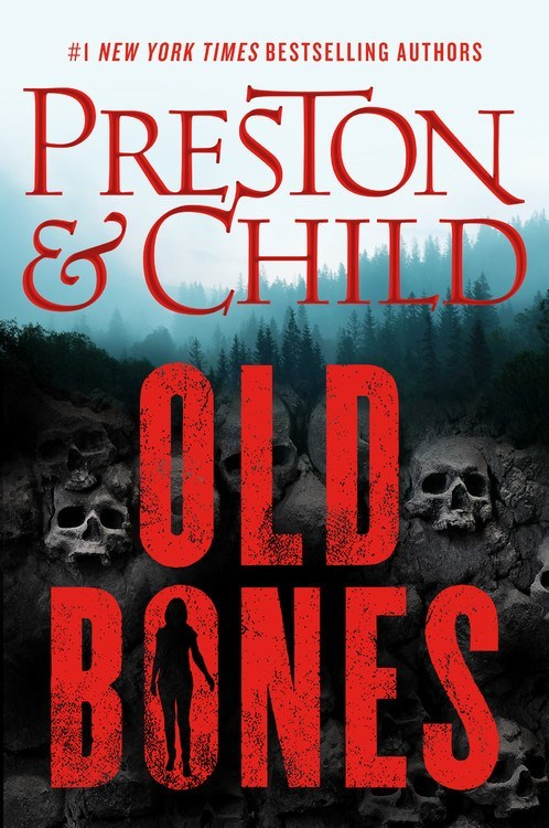 Old Bones by Lincoln Child